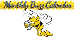 Monthly Buzz Calendar