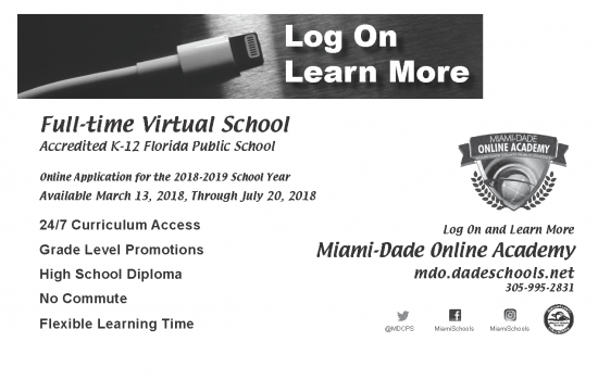Full-time Virtual School Accredited K-12 Florida Public School