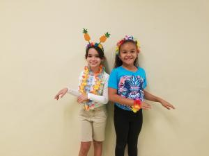 United Way Hawaiian Day