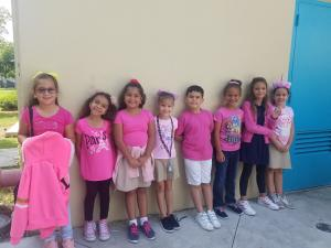 United Way Pink Day