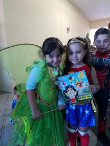 Story Book Character Costume Parade