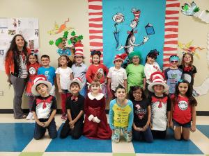 Dr. Seuss' Birthday Pictures