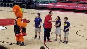 Miami Heat Experience Field Trip