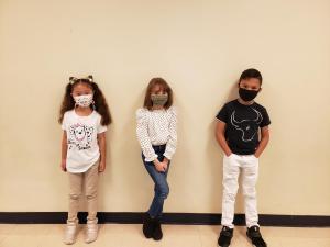 3 students