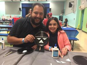 Father's in Education Star wars game night