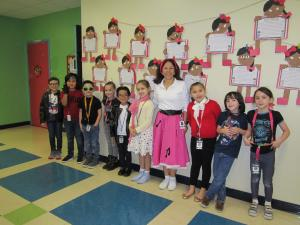 PTA Rock and Roll Spirit Day