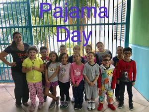 United Way Pajama Day
